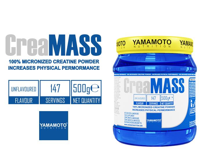 YAMAMOTO NUTRITION CREAMASS