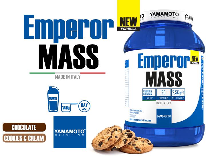 YAMAMOTO NUTRITION EMPEROR MASS