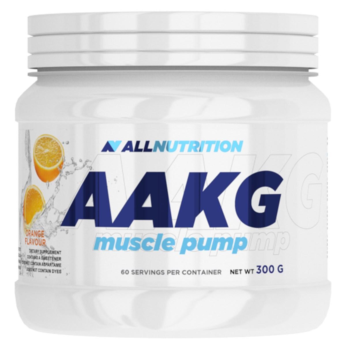 Allnutrition AAKG Pompe musculaire naturelle