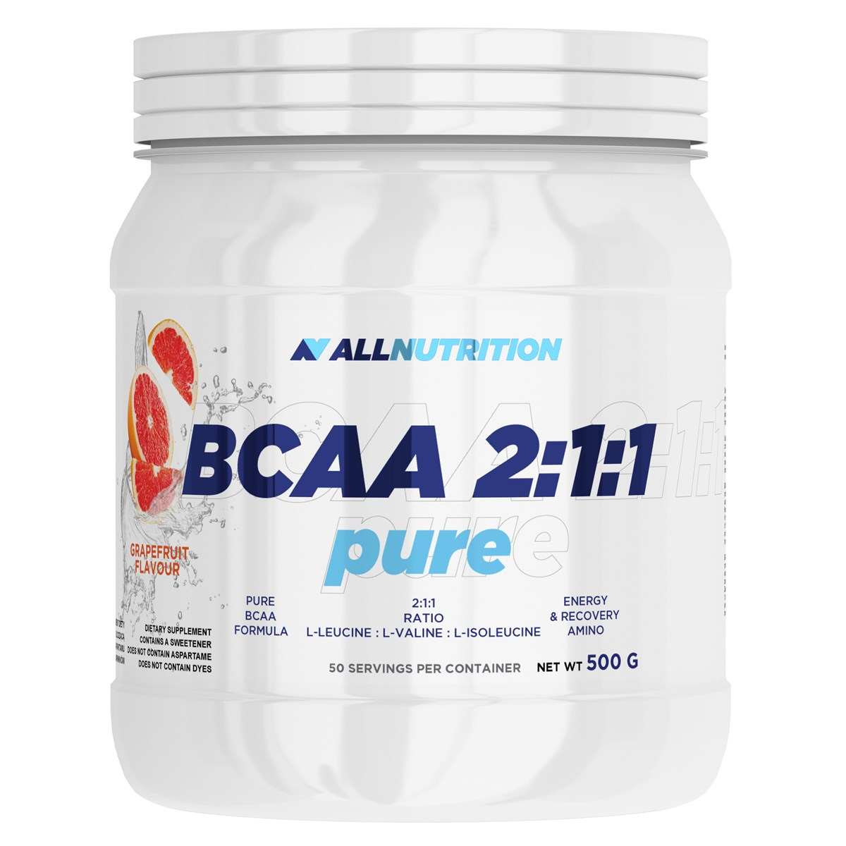 BCAA 2: 1: 1 Allnutrition pure