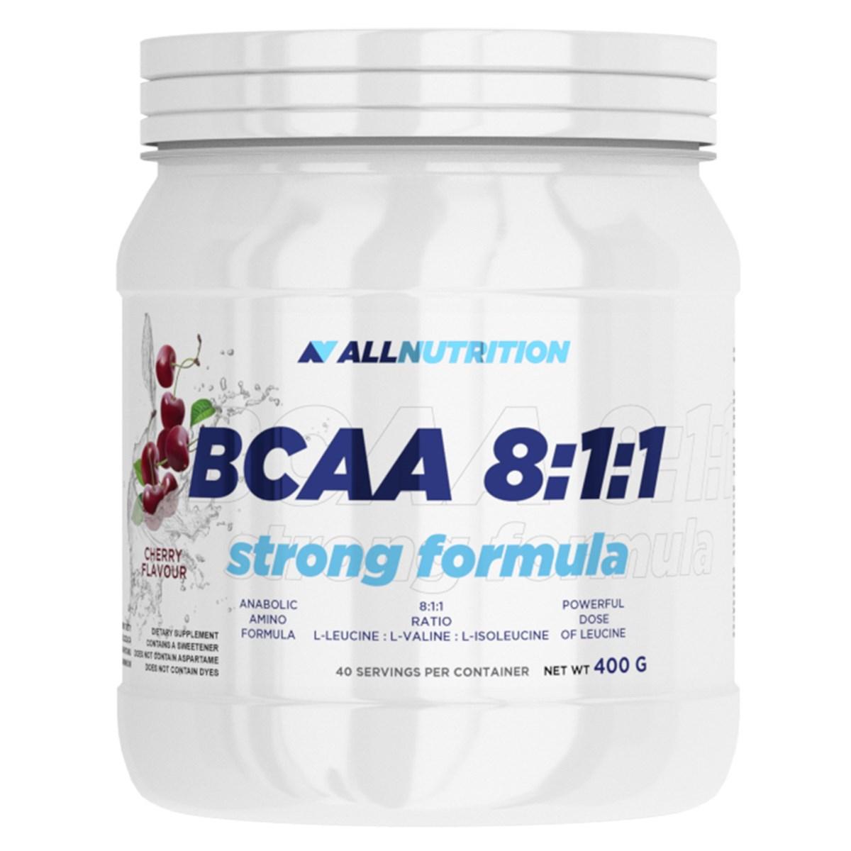 BCAA 8:1:1 Strong Formula - 400 grams