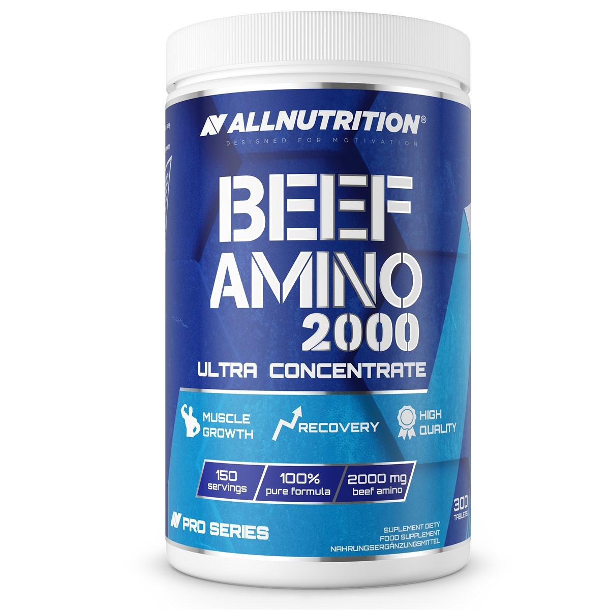 ALLNUTRITION BEEF AMINO 2000 PRO SERIES
