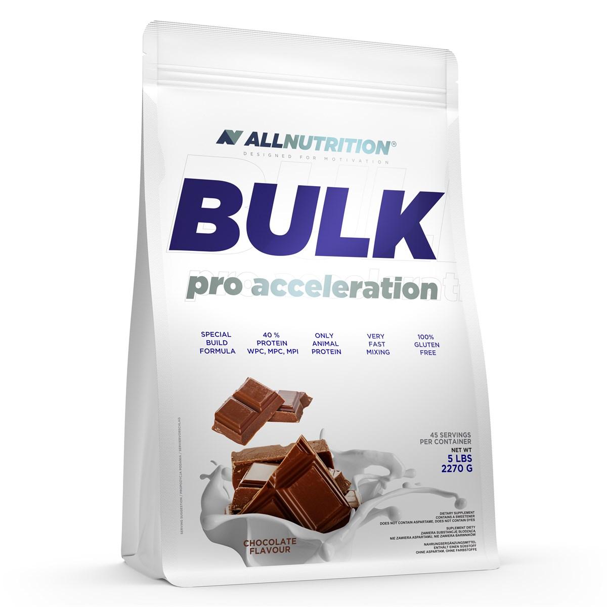 Allnutrition  Accélération Bulk Pro