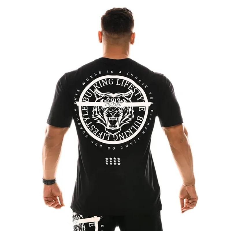 Tee-shirt bulking tigre