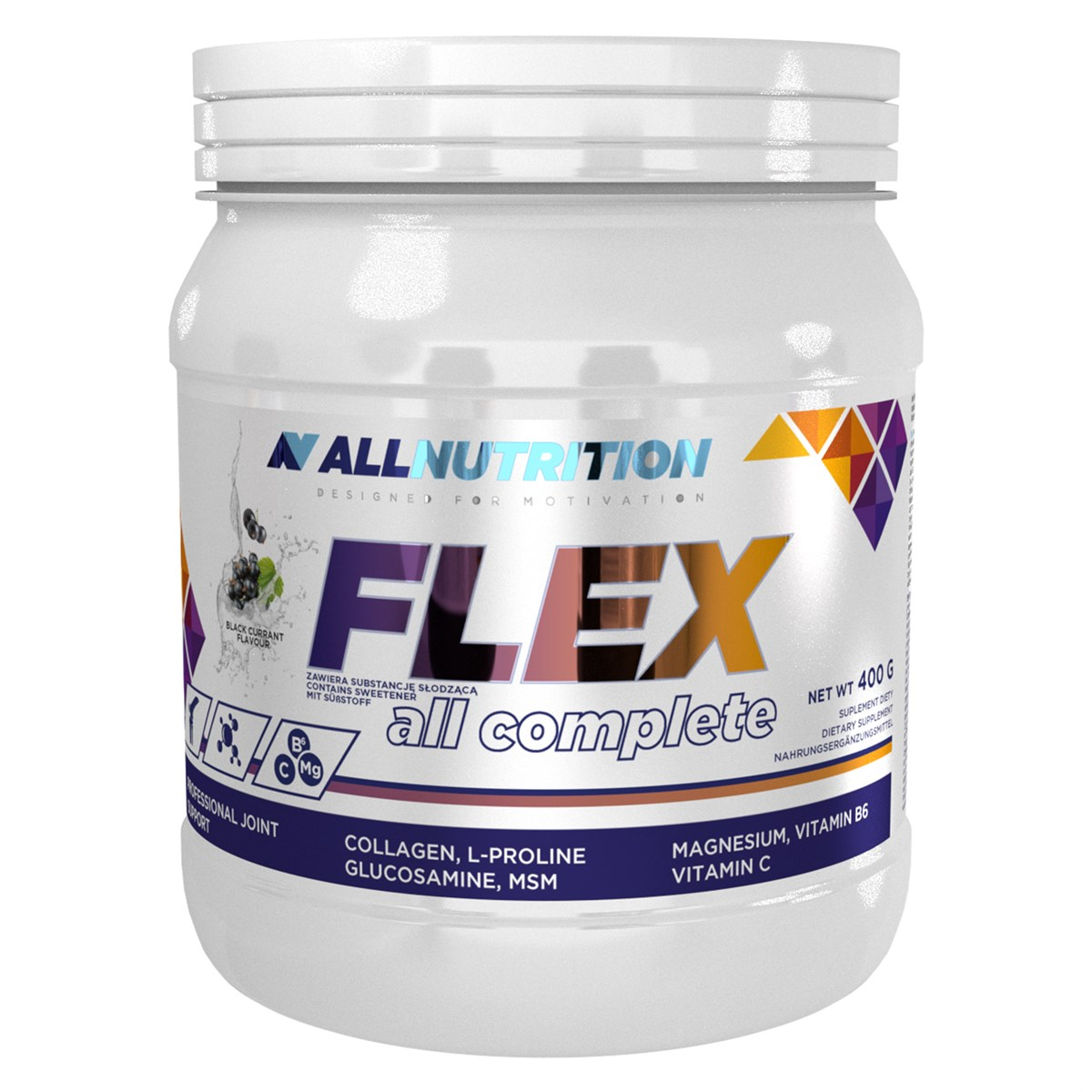 ALLNUTRITION FLEX ALL COMPLETE