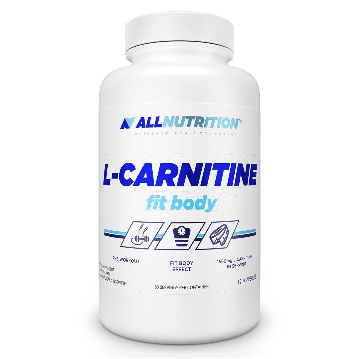 ALLNUTRITION L-CARNITINE FIT BODY