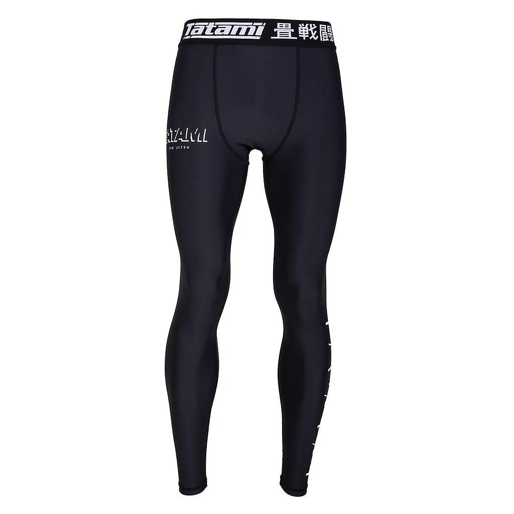 Fightwear Shadow Collection Spats Tatami Noir