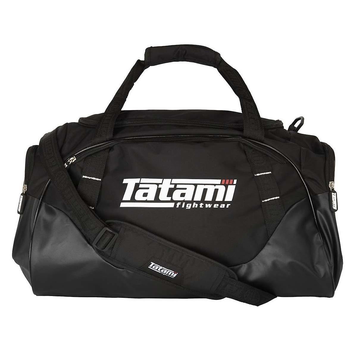 Tatami Fightwear Competitor Kit Bag Noir