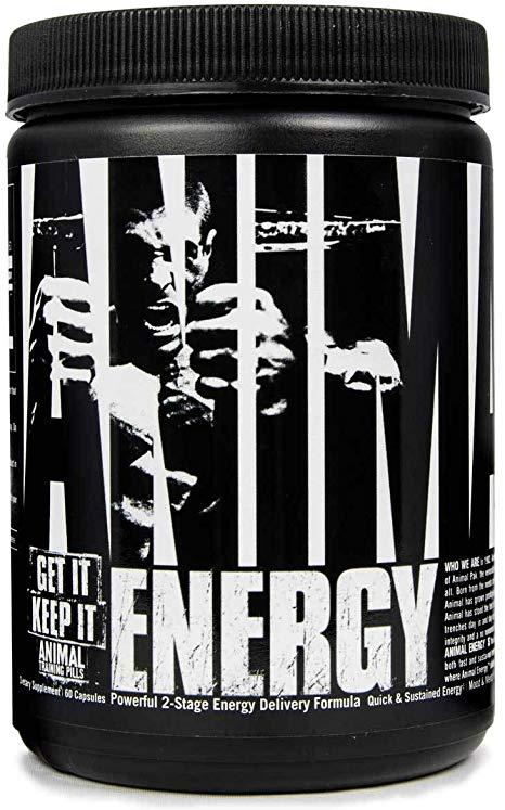 ENERGY Universal Animal 60 capsules