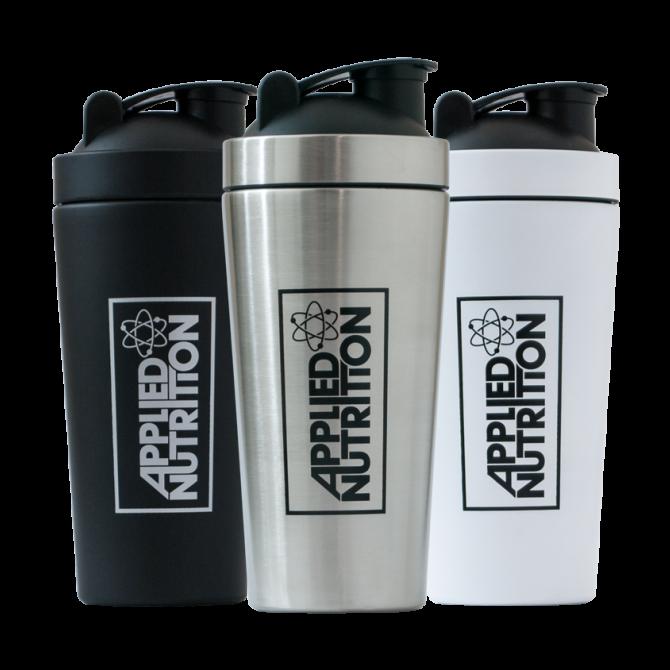 Shaker en acier 739 ml Applied Nutrition