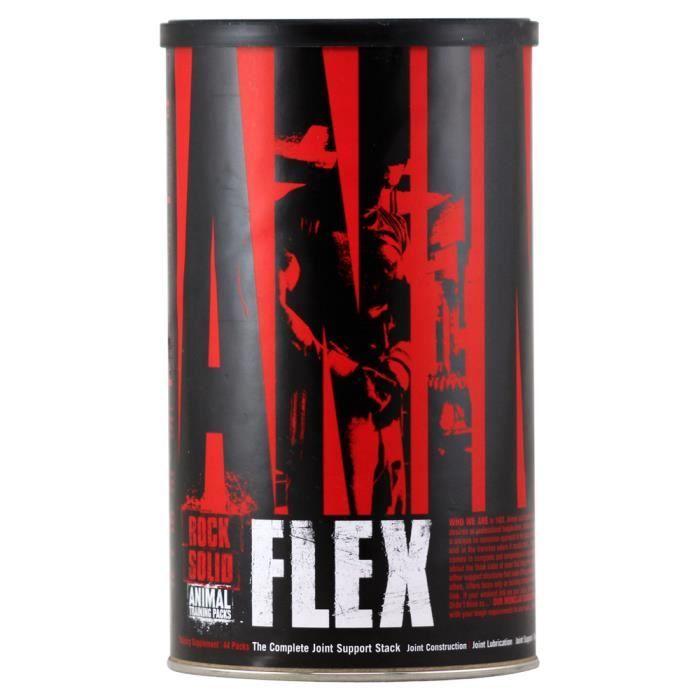 FLEX Animal Orange 44 utilisations
