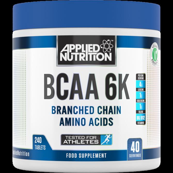 BCAA 6K 240 comprimés