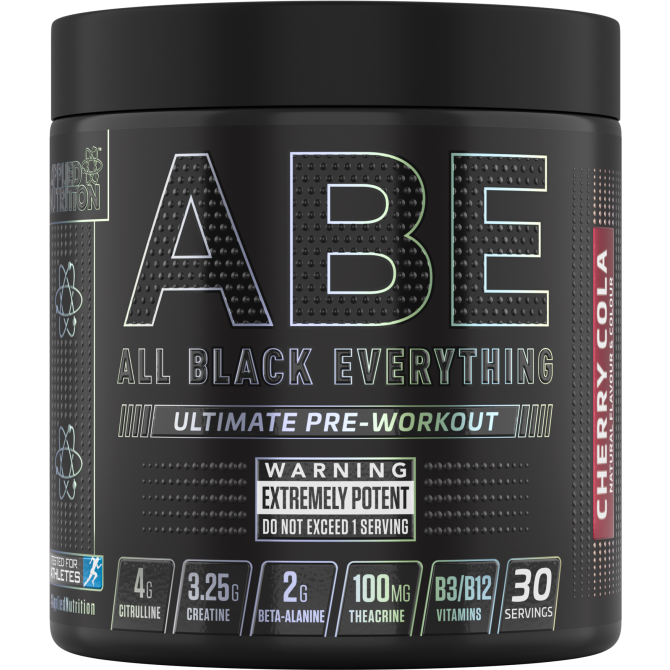 ABE All Black Everything 315G Applied nutrition