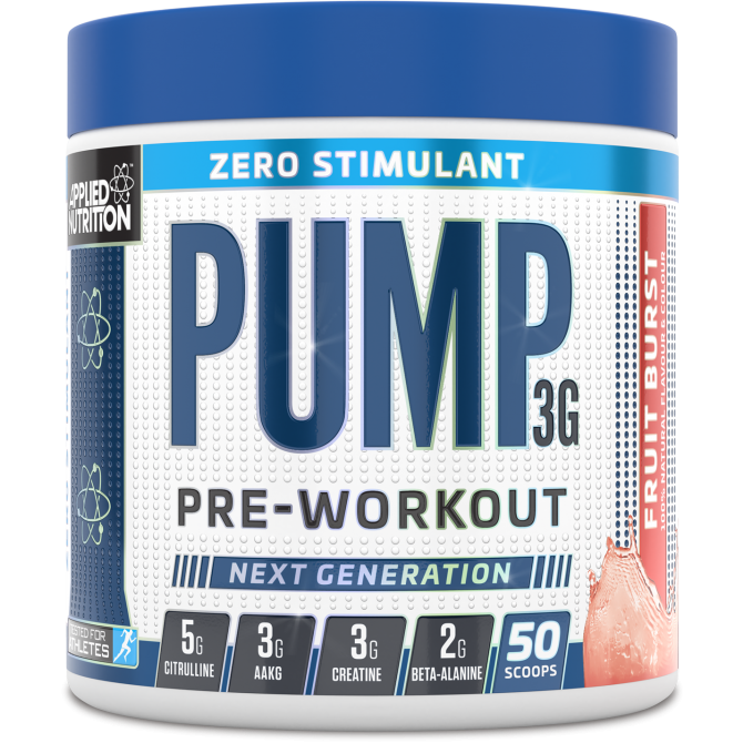 PUMP 3G 375G Applied Nutrition