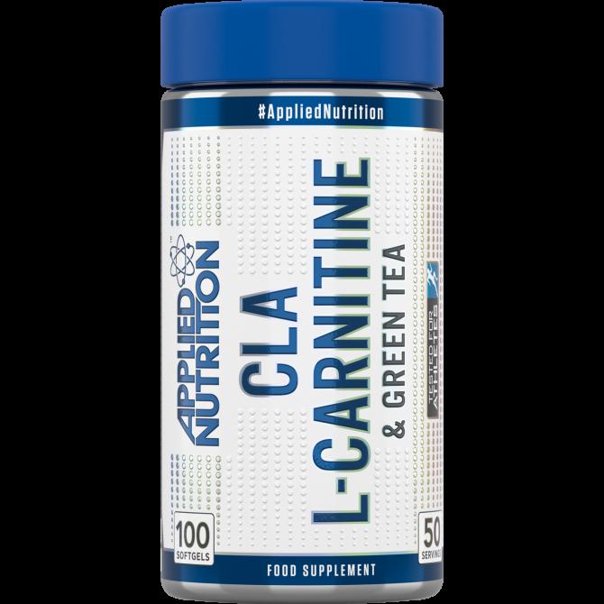 CLA, L-Carnitine et thé vert