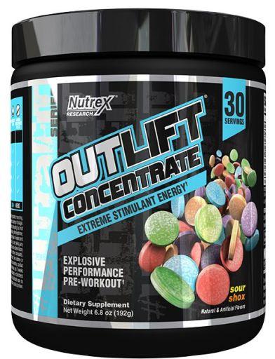 Concentré Outlift Nutrex