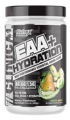 EAA et Hydratation Nutrex