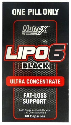 Lipo-6 Black Ultra Concentré Nutrex
