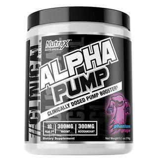Alpha Pump Nutrex