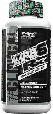 Lipo-6 RX Nutrex