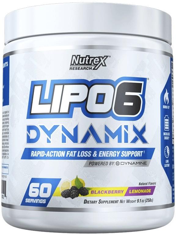 Lipo 6 Dynamix Nutrex