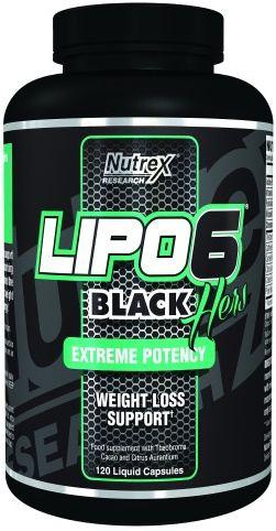 Lipo-6 Black Hers Nutrex