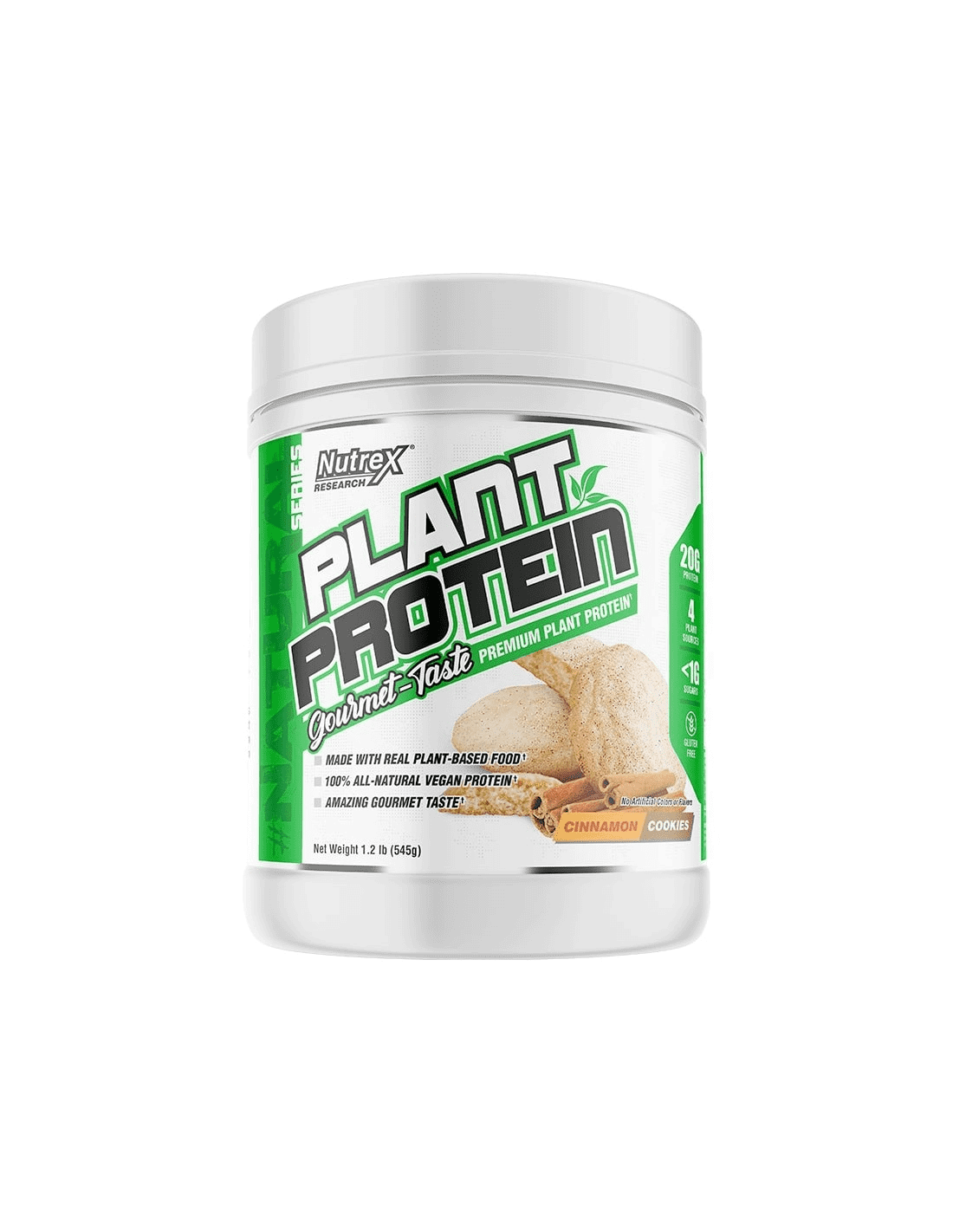 Protéine végétale Nutrex