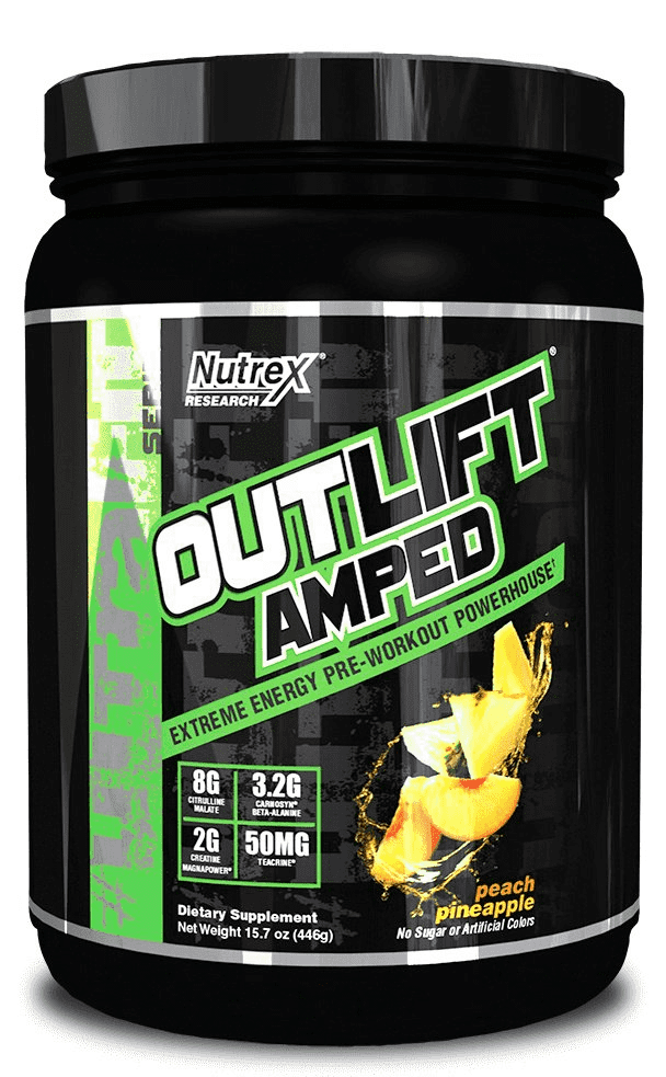 Outlift Amped Nutrex