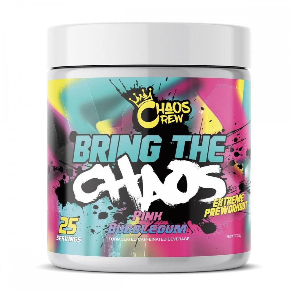 Bring the Chaos 372gr Limited Edition Chaos crew