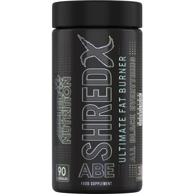 Shred X ABE 90 gélules Applied Nutrition
