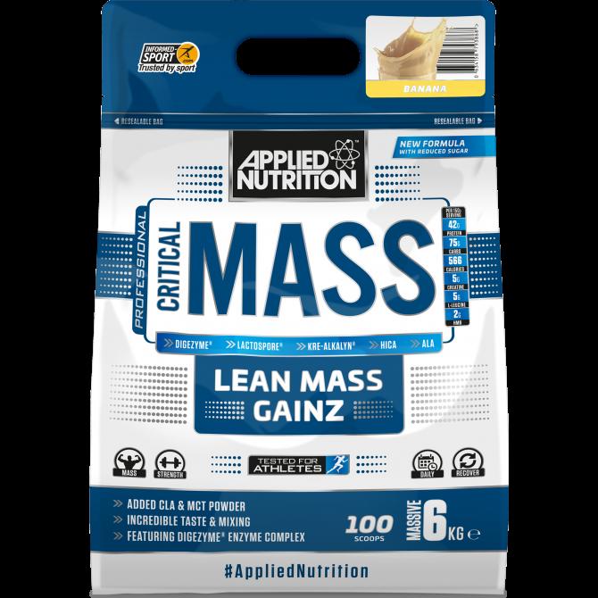 Critical Mass 6KG Applied nutrition