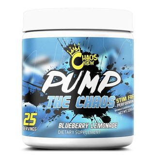 Pump the Chaos 325gr Chaos crew