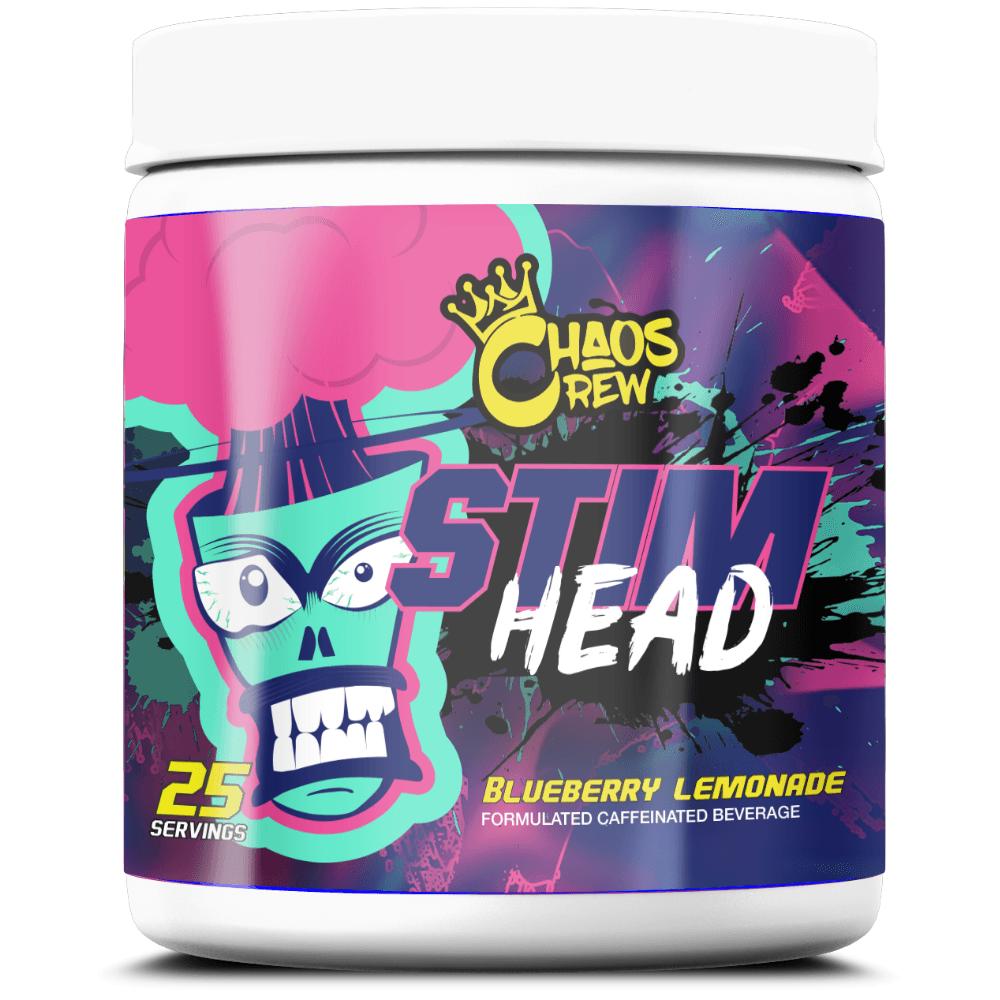 Stim Head 207gr Chaos crew