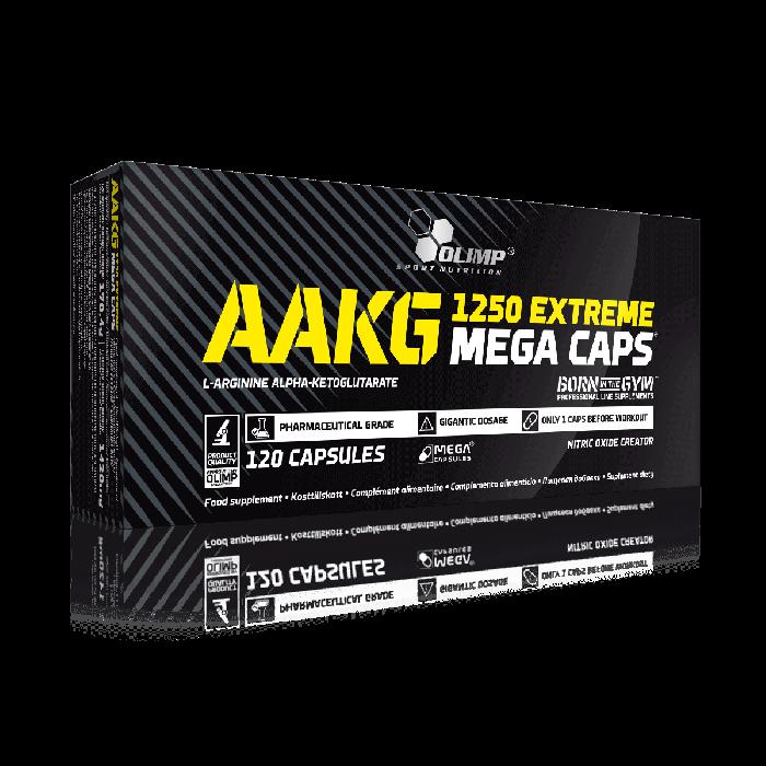 AAKG 1250 EXTREME MEGA CAPS OLIMP