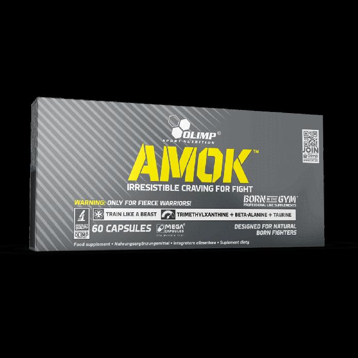 Amok Olimp Suppléments