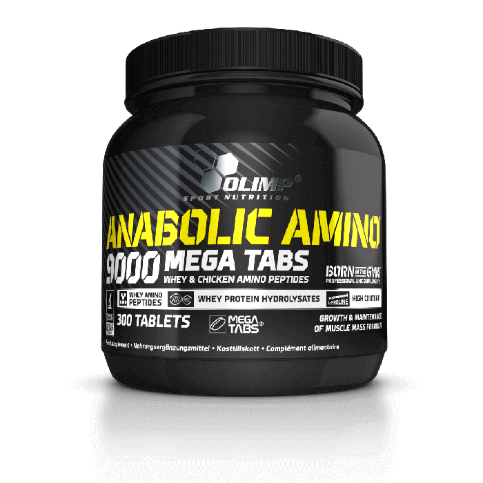 Anabolic Amino 9000 Olimp Supplements