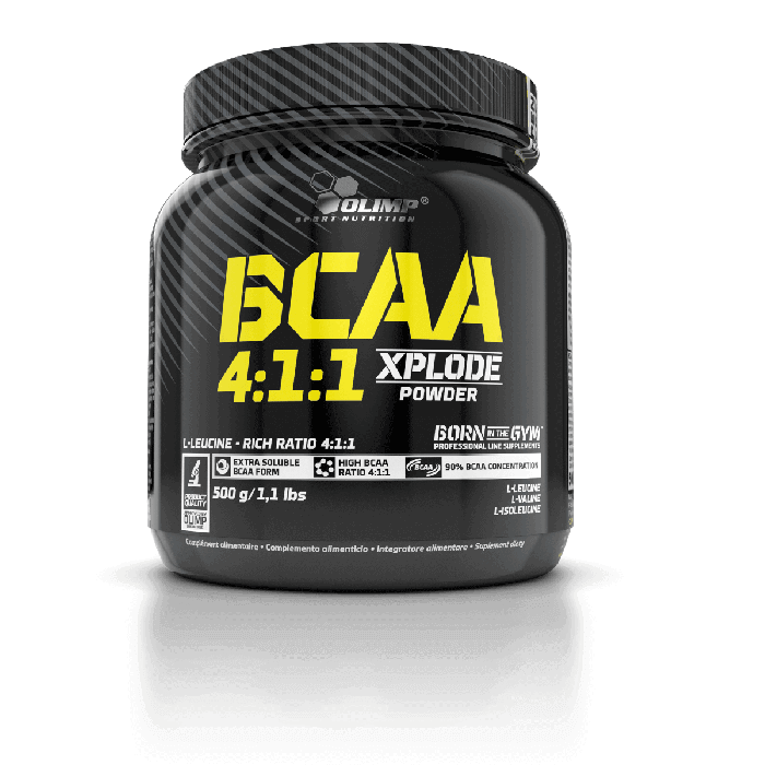 BCAA 4: 1: 1 Xplode Olimp Nutrition