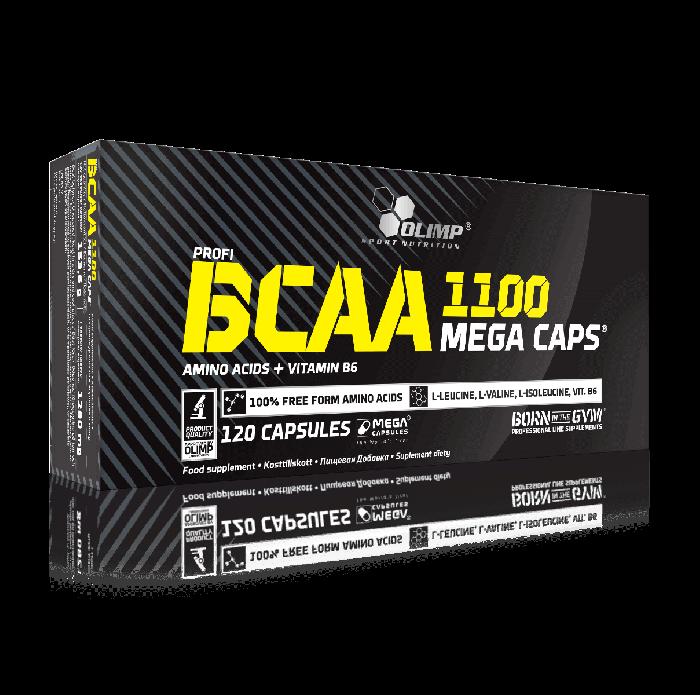 BCAA Mega Caps Olimp Nutrition