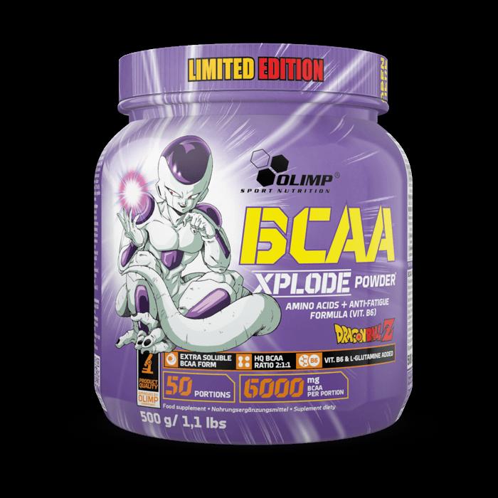 BCAA Xplode Édition Limitée Dragon Ball Olimp Nutrition