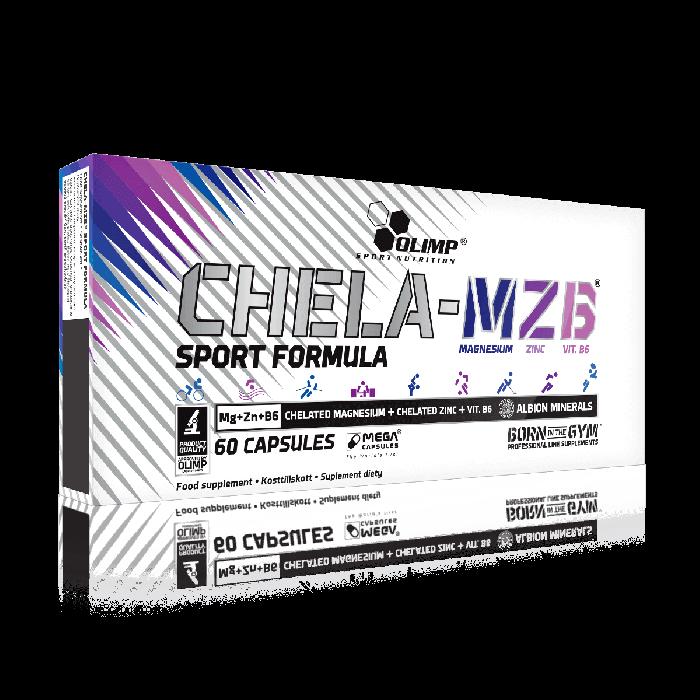 Chela MZB Olimp - Santé