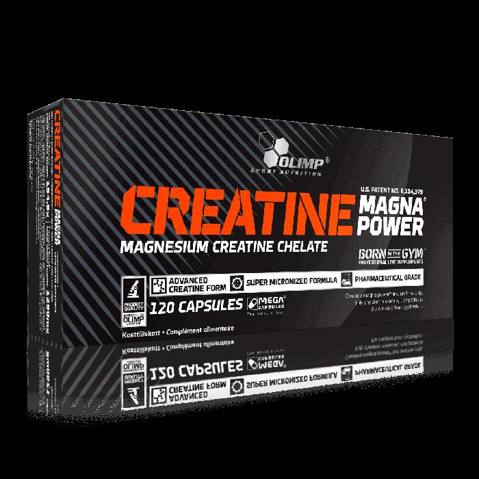 Creatine Magna Power Olimp  Supplements