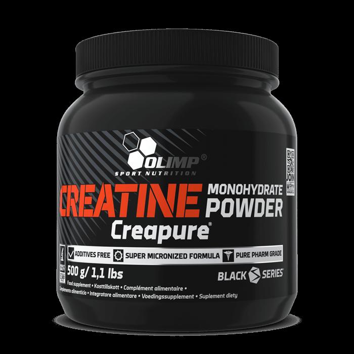 Créatine Monohydrate Creapure Olimp  Suppléments