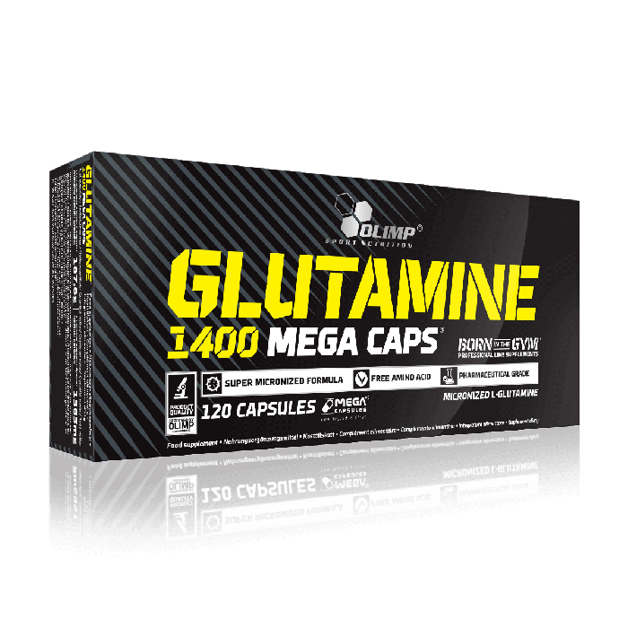 Glutamine Mega Caps Olimp Nutrition