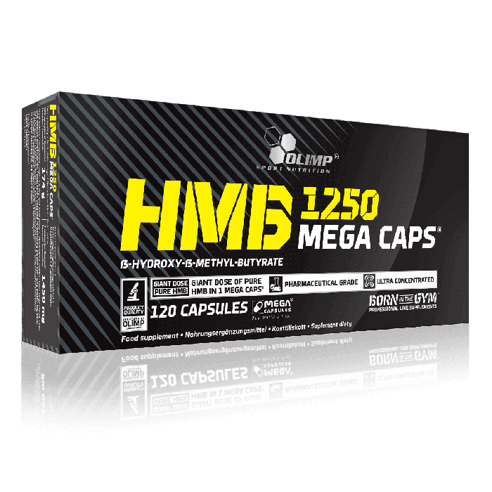 HMB Mega Caps Olimp Nutrition
