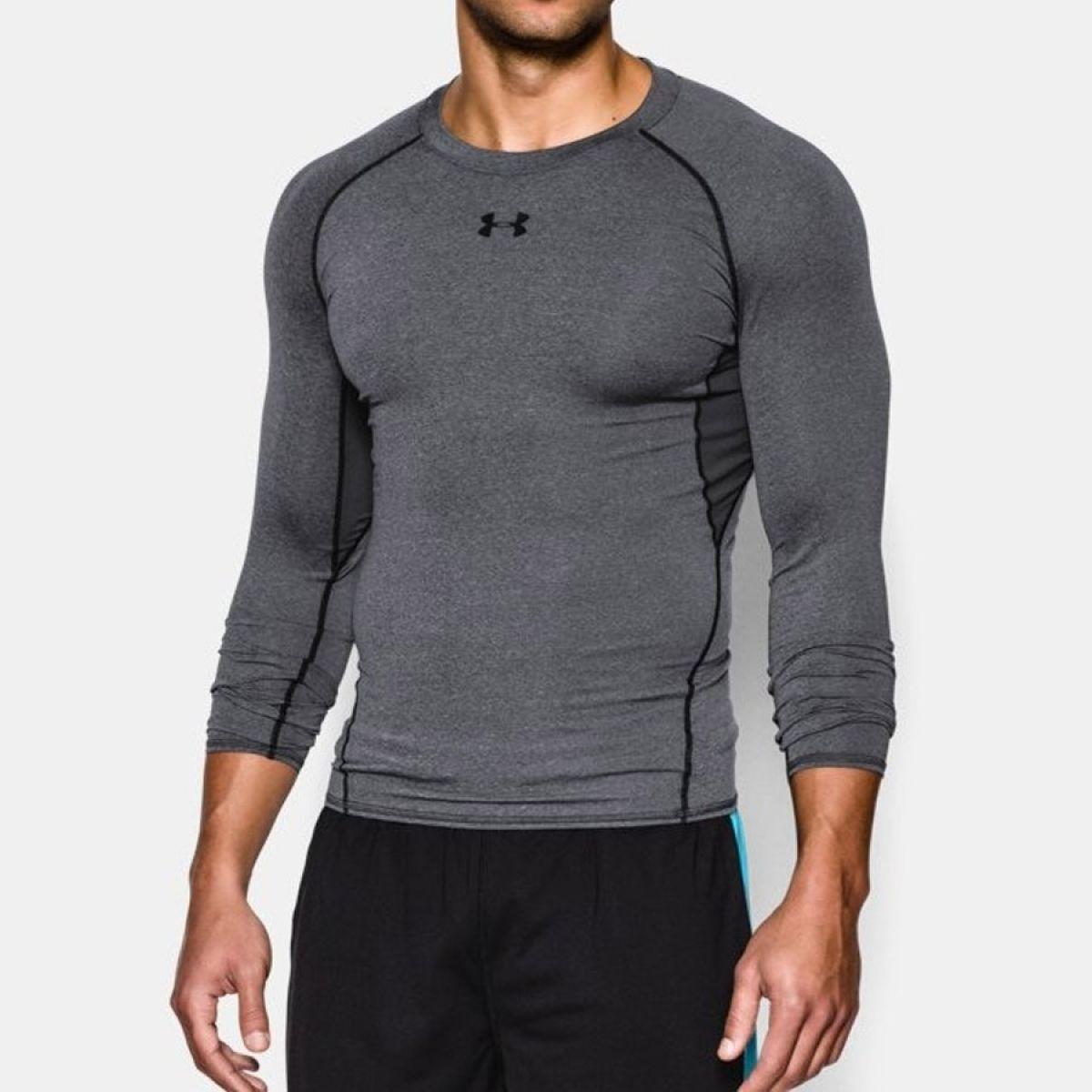 Tee-shirt de compression Under Armour HG Armour