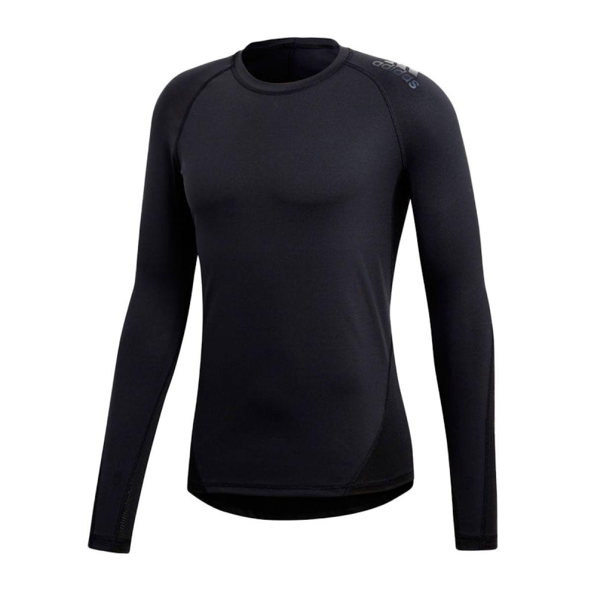 Adidas AlphaSkin Sport Tee LS chemise à manches longues