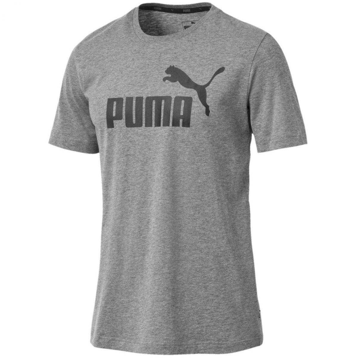 T-shirt Puma ESS gris