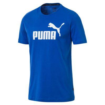 T-shirt Puma ESS bleu roi