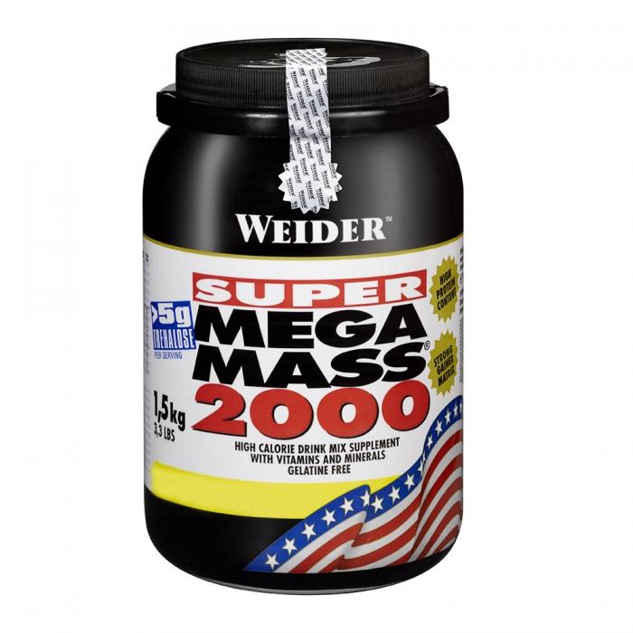 Mega Mass 2000 Weider
