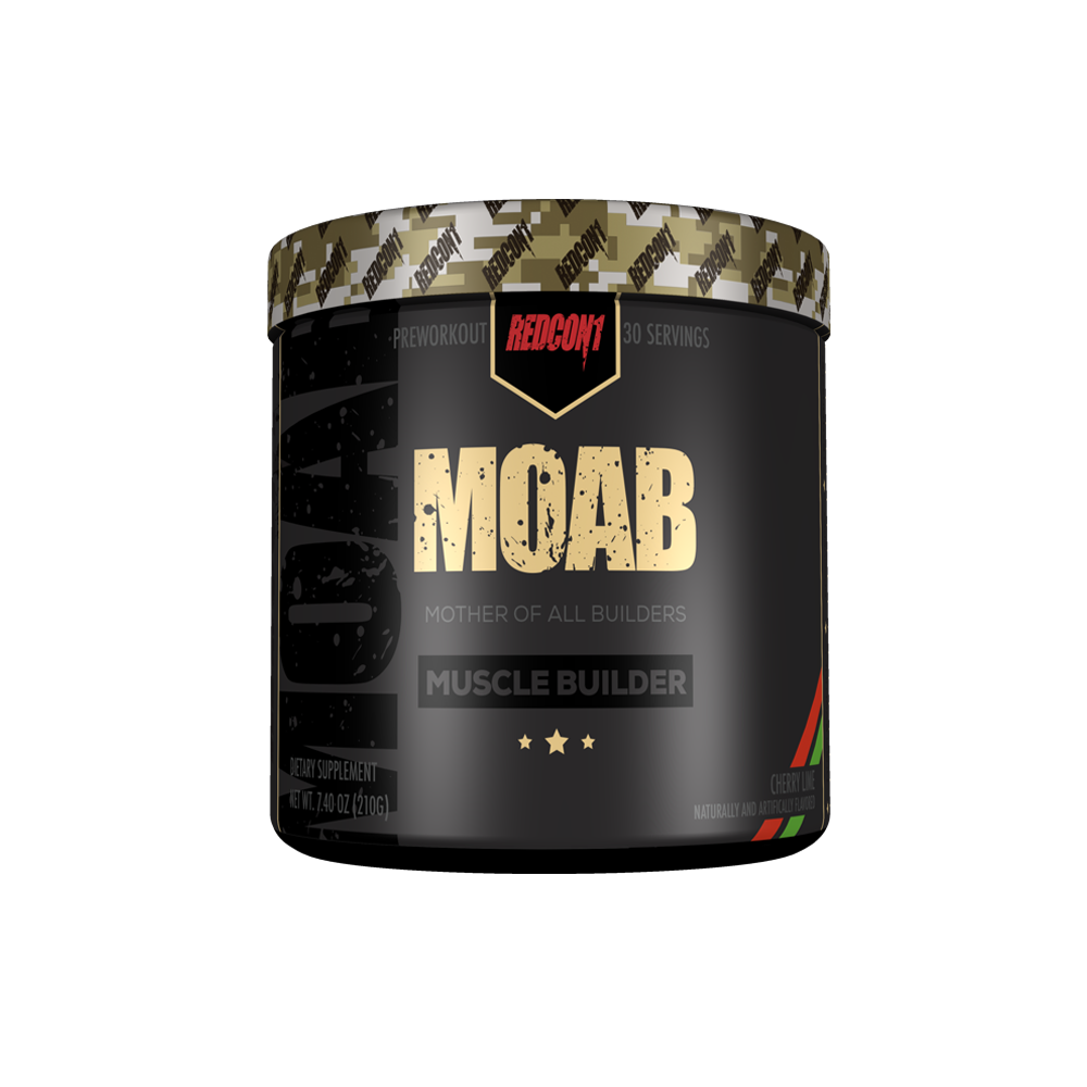 MOAB Muscle Builder Redcon1